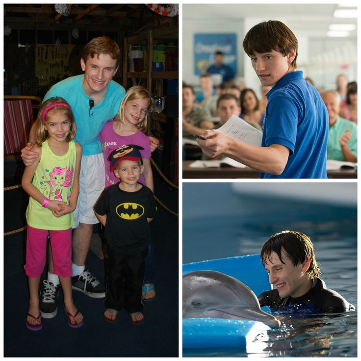 Are you a fan of Dolphin Tale star, Nathan Gamble? Well you are in luck! Nathan will be arriving to Clearwater tomorrow, visit CMA through the 11th to meet the star! #IMetNathan