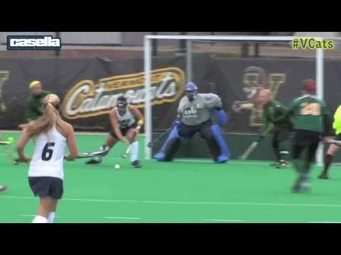 Field Hockey: Vermont vs. #20 New Hampshire (10/27/13)