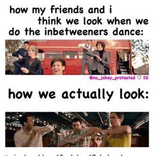 It's true. Inbetweeners dance, go!Idk I M, Mykayla Ponds, Hmmm Idk, Kayleigh Hertlein, Directioners 3, Inbetweeners Dance, Hahahahahahaha Twinsies, I M Convince, Goats Mykayla