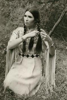 Sacheen Littlefeather, Native American activist
