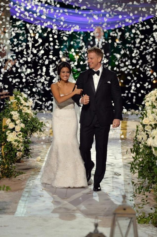 Bachelor Wedding! Sean & Catherine Lowe
