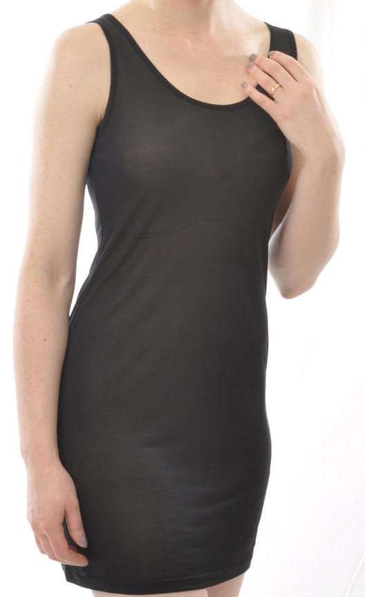 4d9d595eee4d Økologisk silke-underkjole fra Ecouture (i medium )
