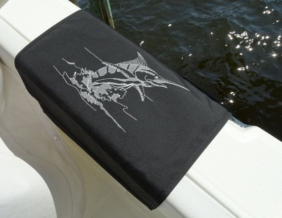 17 Best Images About Handmade Sunbrella Custom Embroidered