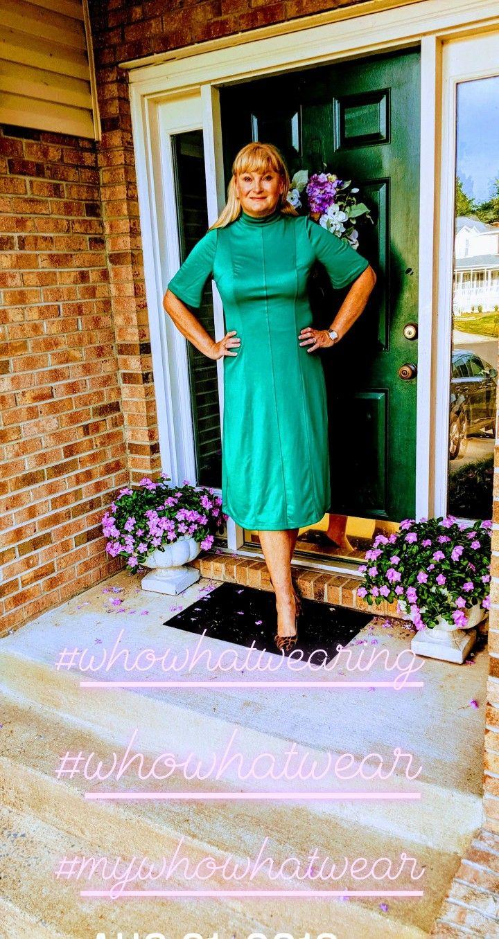 Who What Wear Green Dress Who What Wear Summer Fashion [ 1356 x 720 Pixel ]