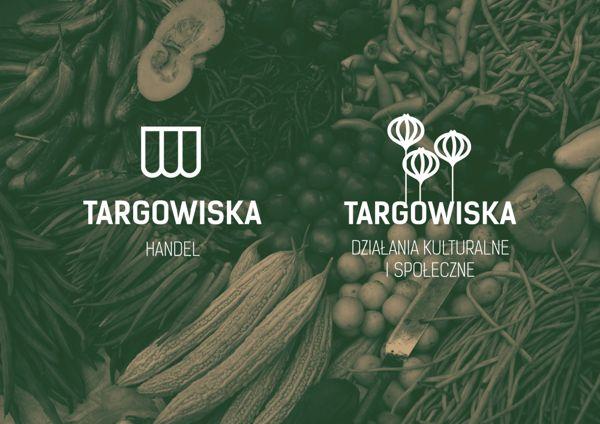 Farmer's Market in Poznań on Behance