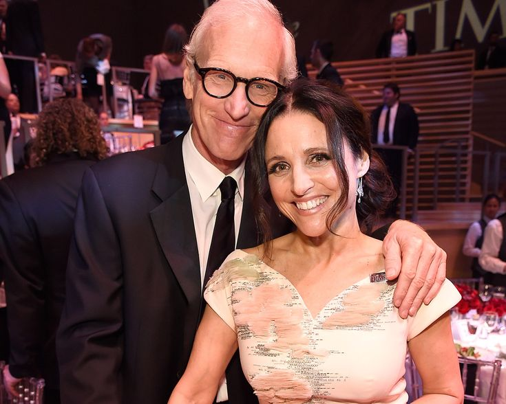 Lifelong lovebirds! Julia Louis-Dreyfus celebrated her 30th wedding anniversary to husband Brad Hall with a sentimental post to Instagram on Sunday, June 25.