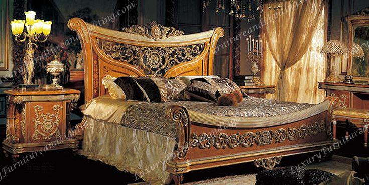 Italian Furniture - Luxurious Italian Bedroom Furniture Riva Bedroom