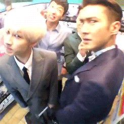 super junior | Tumblr | The more I watch, the more I can't handle!!!!!!!! These weirdos are awesome!