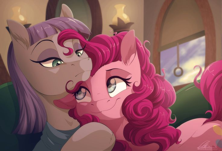 Sisters by dennybutt.deviantart.com on @DeviantArt Meet DENNYBUTT on her first US convention appearance at #PonyconNYC Feb. 14-16, 2015 www.ponycon.nyc