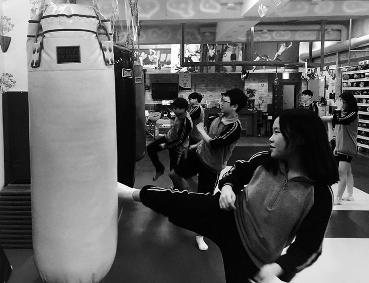 How Muay Thai helped a teenage North Korean defector start a new life in a South Korea.