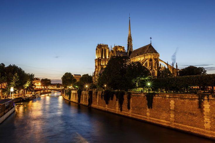 Katedra Notre Dame, Pryż, Francja