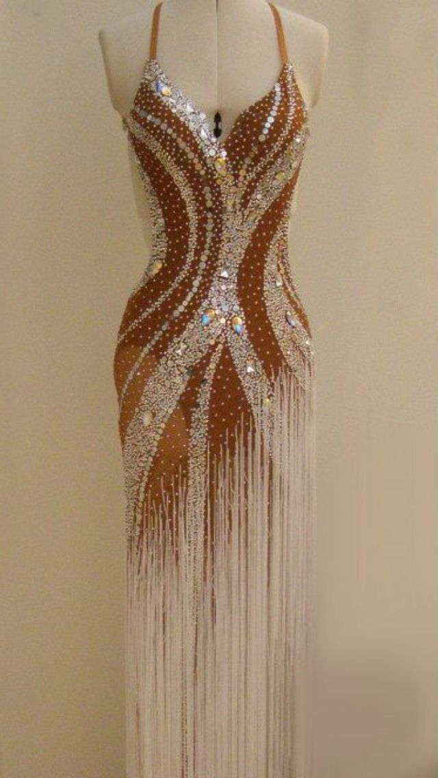 beautiful fringe dresses - Bing Images
