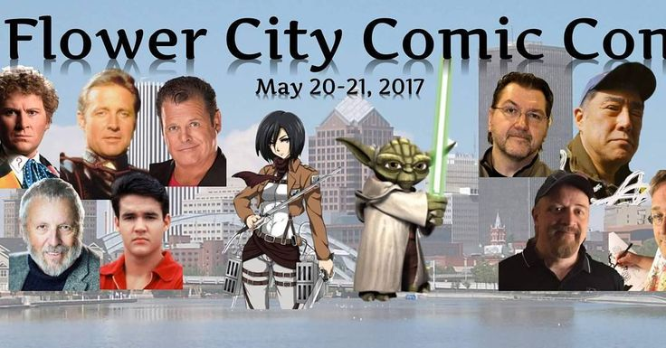 Comic-con comes to Rochester Riverside Convention Center  A number of celebrity guests will be at the event  Posted: May 19 2017 11:38 PM EDT Updated: May 19 2017 11:38 PM EDT  ROCHESTER N.Y. (WROC-TV) - Comic-con style events have exploded in popularity over the past several years and fans will have an opportunity to check out one right here in Rochester this weekend.  @FC3 is being held at the Rochester Riverside Convention Center on Saturday and Sunday with a launch party held Friday…