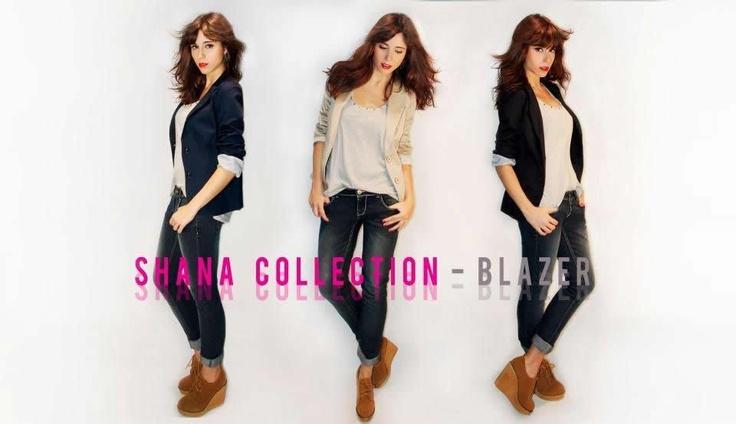 Bir jean bir blazer! Hem rahat hem de şık görünmek için gerekli olan her şeyi Shana'nın Marmara Park AVM'deki mağazasında bulabilirsiniz.