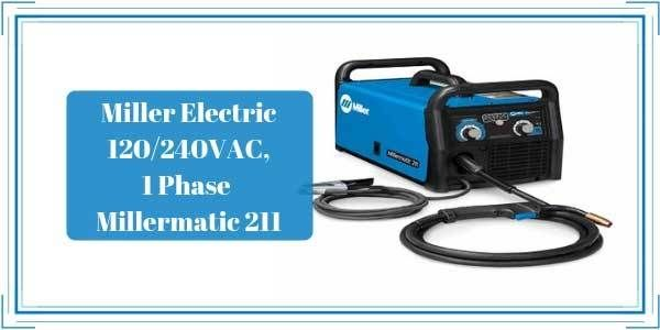 Millermatic 211 Review Miller Welding Machines Mig Welding Aluminum Flux Core Welding