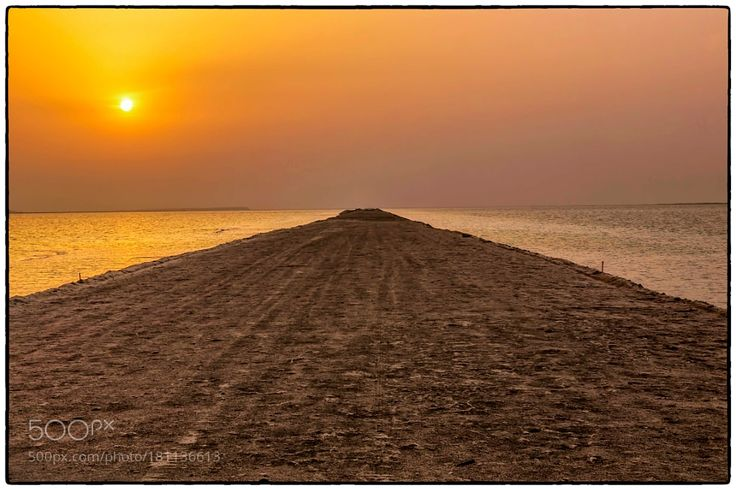 Dead sea walk by Roni_Burla