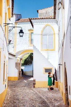 Évora - Alentejo - PORTUGAL.