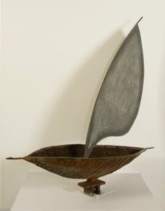 Sculpture by Lesley Barrett