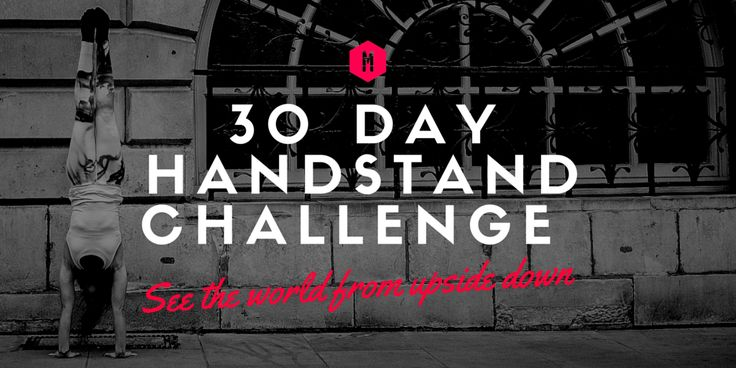 #30DayHandstand #MoveMoreLiveMore           MORE THAN JUST A GREAT PHOTO OPP.  Building a handstand practice is a massive achievement and