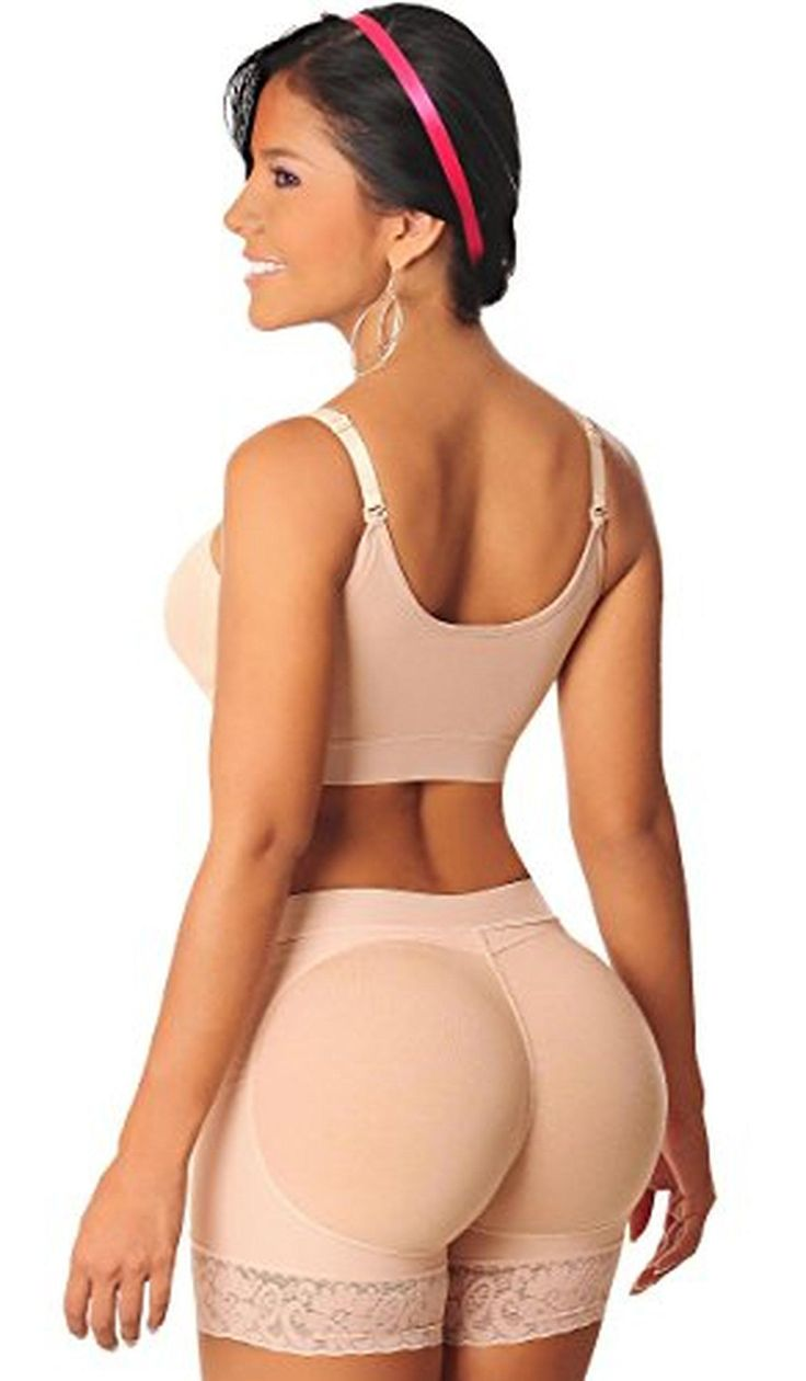 Fajas Colombianas Salome Womens Push-up Buttock Enhancer Levanta Cola