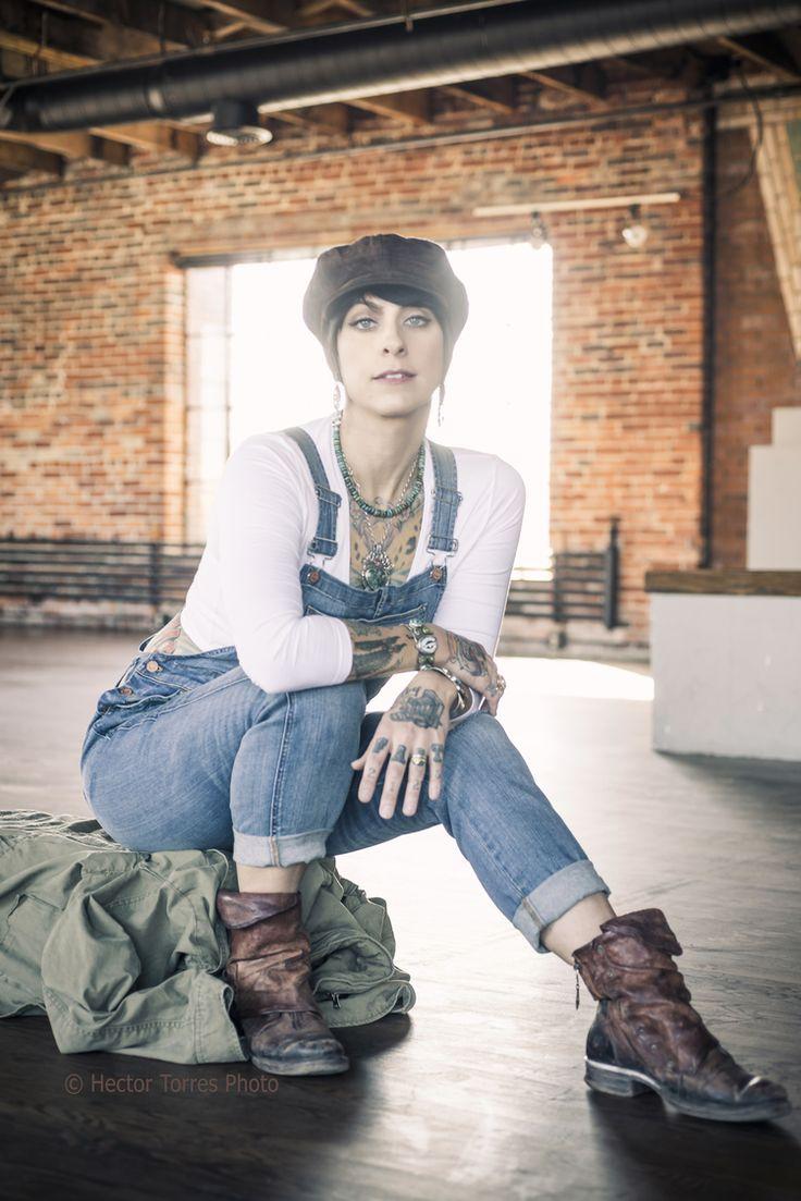 Da da danielle colby cushman tattoos - Danielle Colby From American Pickers