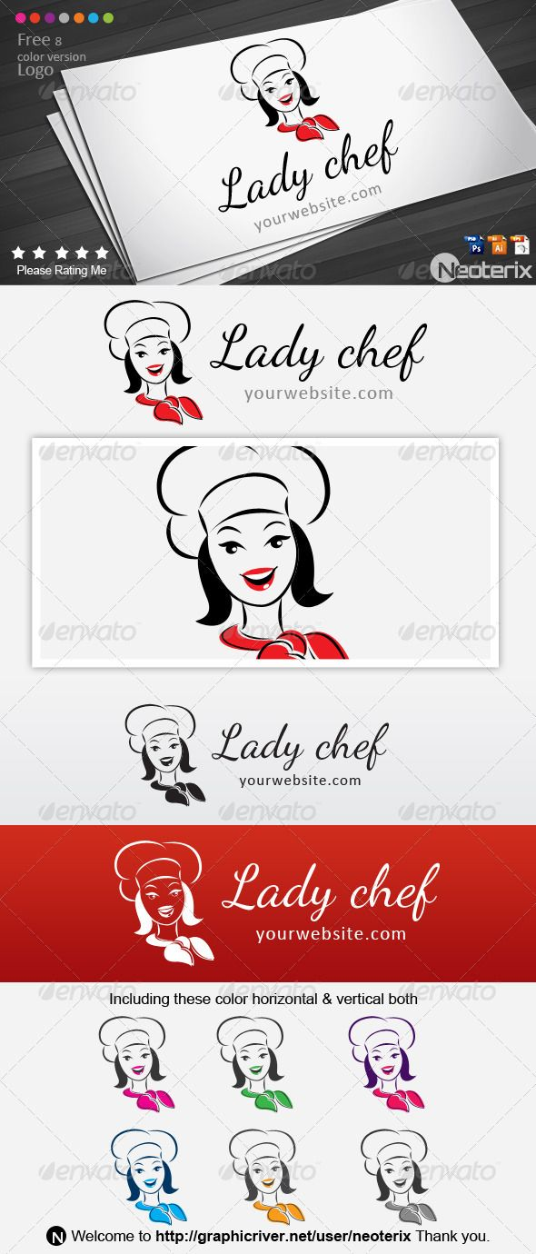 Master Chef	 Logo Design Template Vector #logotype Download it here: http://graphicriver.net/item/master-chef/7495577?s_rank=862?ref=nexion