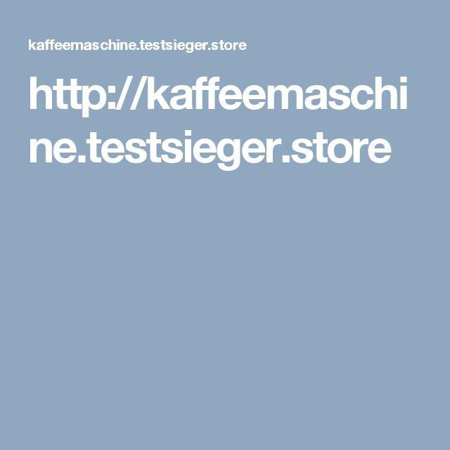 http://kaffeemaschine.testsieger.store