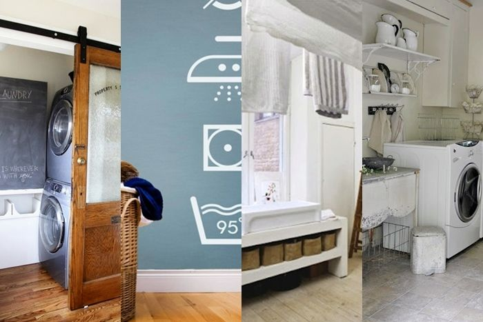 Arredare e organizzare la lavanderia in modo originale | Un blog sulla cultura dell'arredo bagno