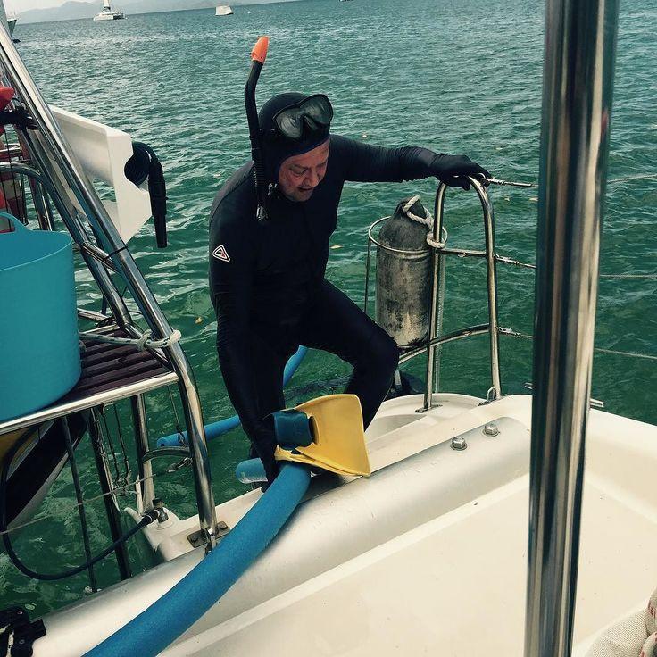 Snorklaamassa Korallimeressä! #lomalla #australiaday #greatbarrierreef #lowisles #simotaikuri #jokeripokeribox by jokeri_pokeri_box http://ift.tt/1UokkV2