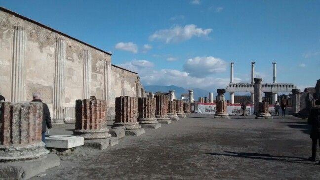 Basilica / Pompei Scavi/ IT 01/2016