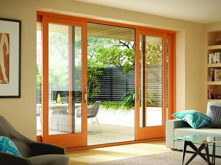 Milgard Essence Series® sliding door