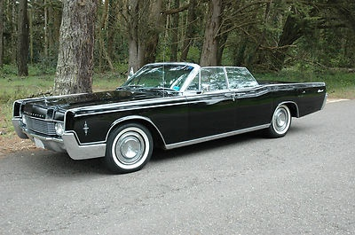 lincoln continental black on black 1966 lincoln http. Black Bedroom Furniture Sets. Home Design Ideas