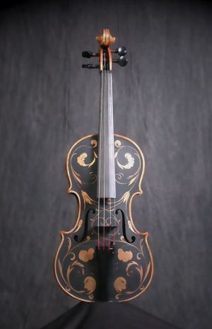 I want this :P  I also want to paint violins :)