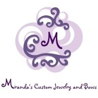 My girl Miranda's jewelry..check out her new website!