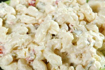 Ensalada Fria Cubana  con receta para mayonesa