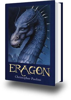 """""""Eragon"""" by Christopher Paolini- """"Everything I did was only possible because my parents were dedicated and loving enough to homeschool my sister and me."""""""