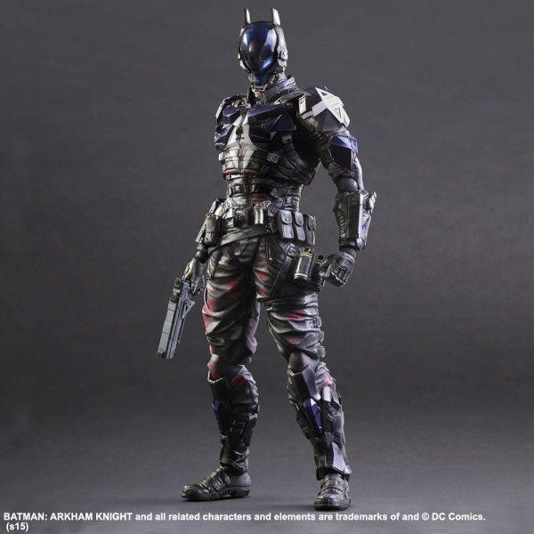 Figura Arkham Knight de #Batman - Arkham Knight de Play Arts Kai