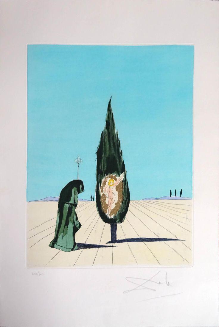 "Salvador Dalí: ""Tarot Ripoff"" 203/300 - Subasta Real"
