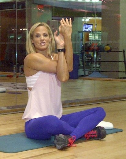 Post-Workout Recovery Tips from Olympian Dara Torres @Prevention Magazine
