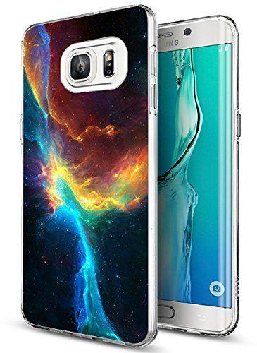 Galaxy S7 Edge Case Bumper Ultra Slim TPU Cover for Samsung Galaxy S7 Edge Galaxy Pattern, http://www.amazon.com/dp/B01C5SKRAC/ref=cm_sw_r_pi_awdm_M6blxb1XSZEN7