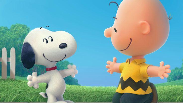 Peanuts movie 2015!