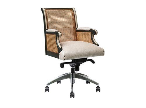 Tilt And Swivel Glossy Crinkel study chair