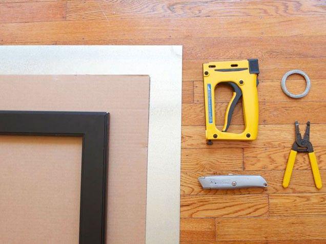 magnetic bulletin board paper strips boards picture frames walmart