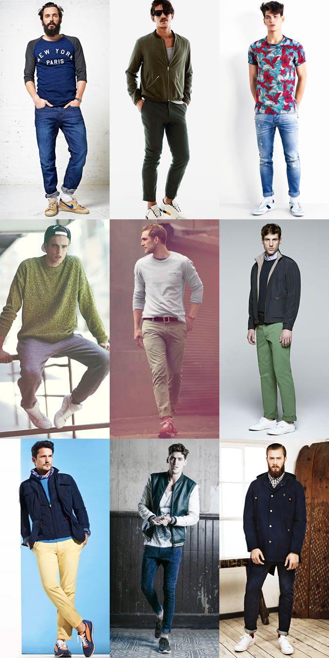 Mens Clothing Spring