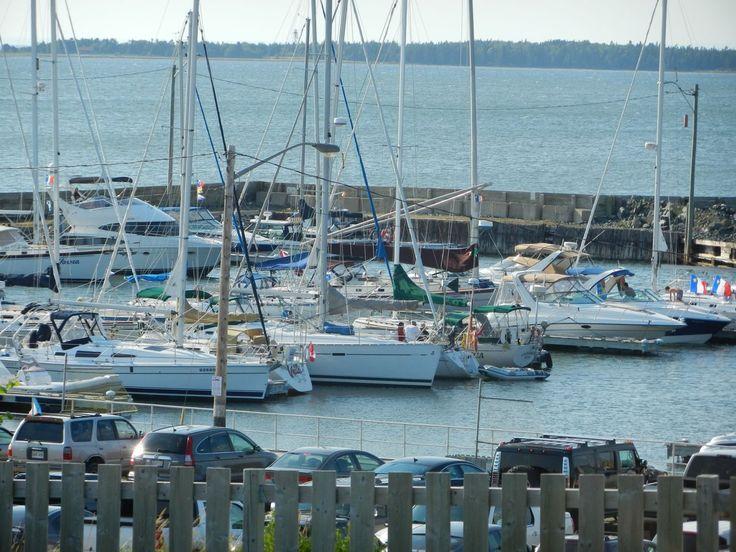 Boats of Caraquet, NB Canada