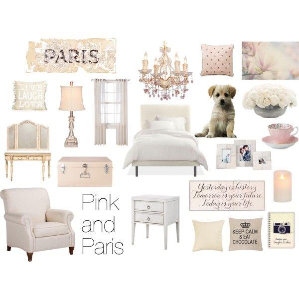 Pink and Paris bedroom ~ 2de of 3de kamer?