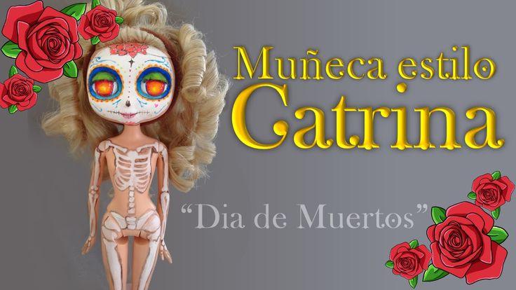 #diy #doll #catrina