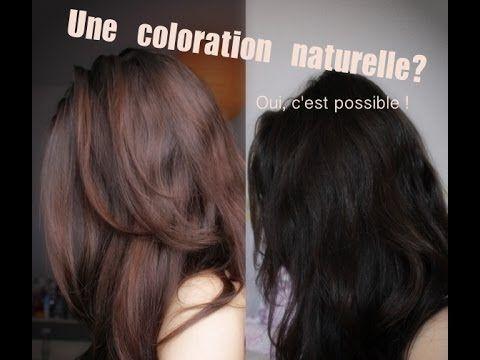 coloration naturelle sur vos cheveux bruns oui cest possible henn - Henn Coloration Cheveux