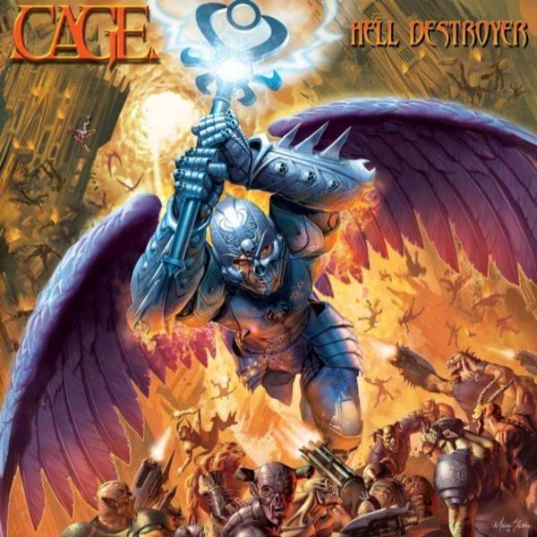 ROCK ANTENNE Heavy Metal - Spielt: Cage - Hell destroyer