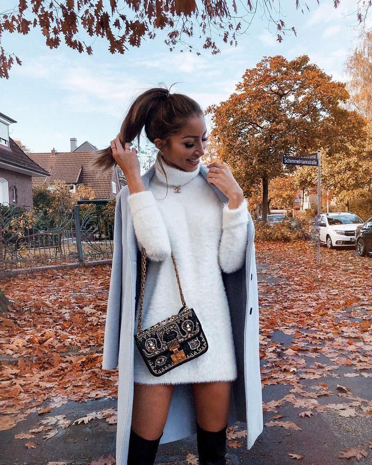 30+ schöne Herbst und Winteroutfits  #Kleiderschrank